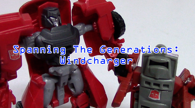 Spanning The Generations: Windcharger