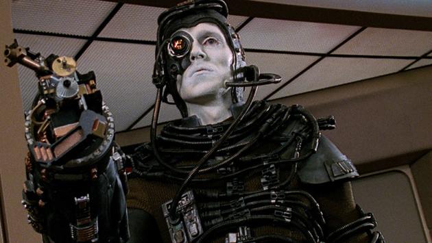 Trekspertise - A History of the Borg