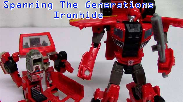 Spanning The Generations: Ironhide