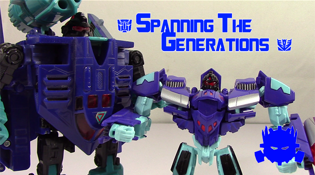 Spanning The Generations: Dreadwing