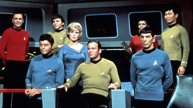 Happy 50th Birthday Star Trek!