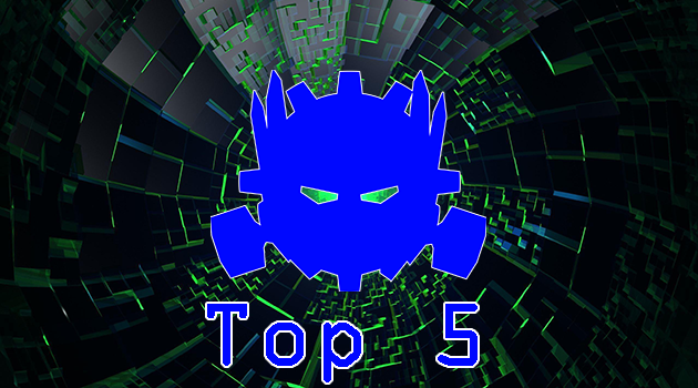 Top 5 Events of 2016