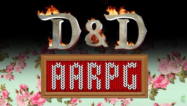 Seniors Play D&D