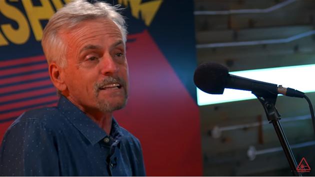 Rob Paulsen sings Yakko's World Updated for 2017
