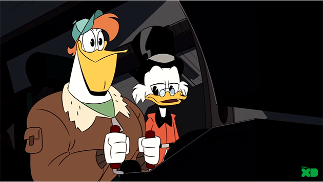 Disney Previews DuckTales at SDCC