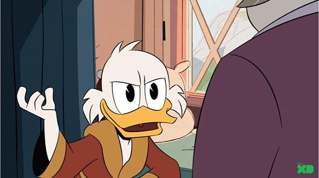 Ducktales Sneak Peak from D23 Expo
