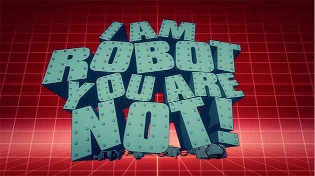 "I AM ROBOT YOU ARE NOT! Episode 3.1""Mysterious Cargo."""