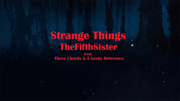 StrangeThings