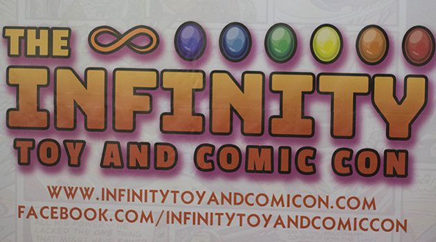 Infinity Toy and ComicCon