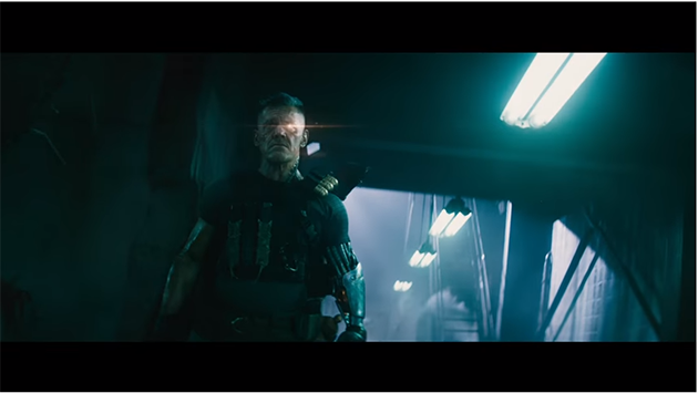 New Deadpool Trailer Shows Cable.