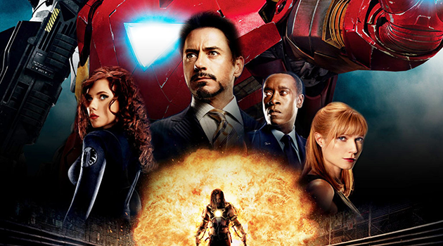 MCU Retrospect - Iron Man 2