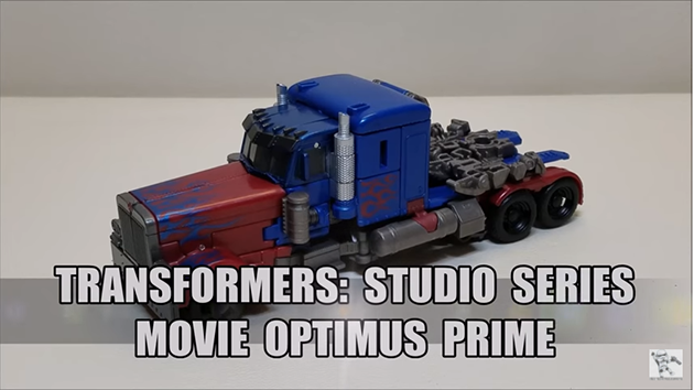 That's Just Prime: Studio Series Movie Optimus Prime