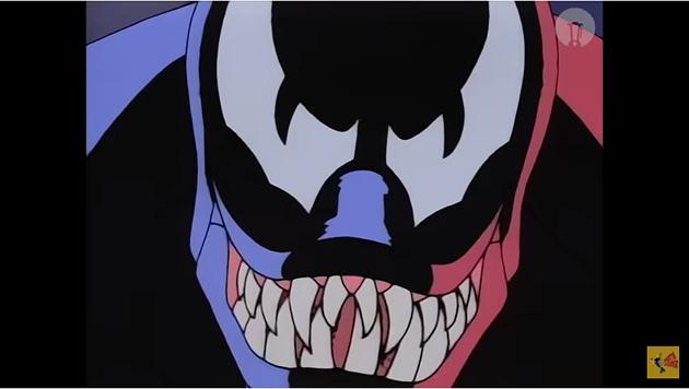 Venom Trailer Gets 90s Treatment