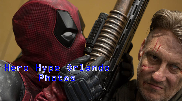 Hero Hype Orlando Photos