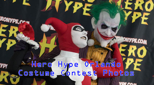 Hero Hype Orlando Costume Contest Photos