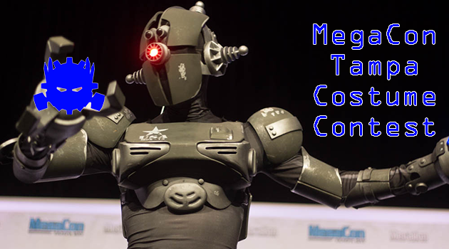 MegaCon Tampa Costume Contest Photos