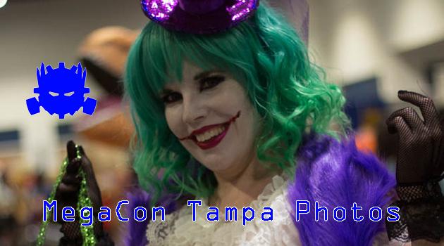 MegaCon Tampa Photos