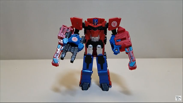That's Just Prime: RID COMBINER FORCE Optimus Prime & High Test