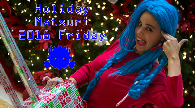 Holiday Matsuri 2018 Friday Photos
