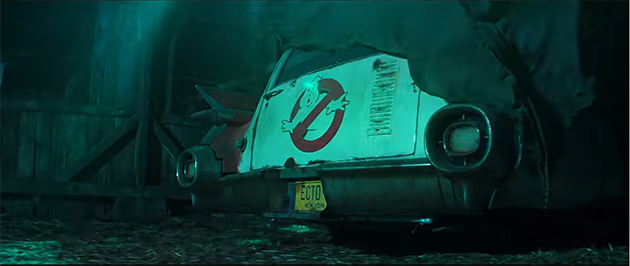 First Teaser For New Ghostbusters Movie
