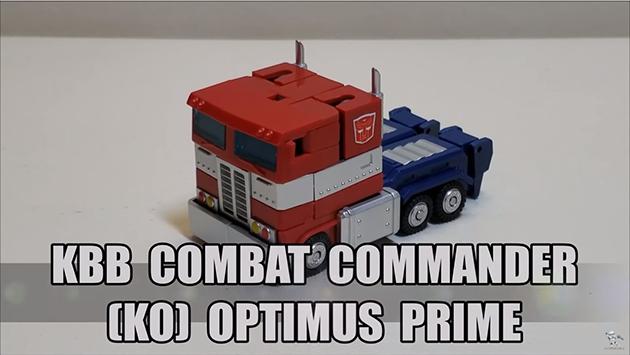 That's Just Prime: KBB Combat Commander