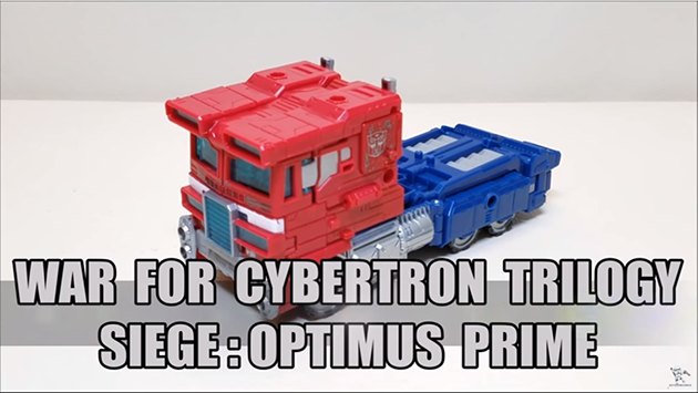 That's Just Prime: War for Cybertron: Siege Optimus Prime