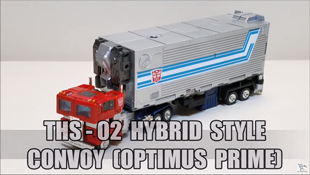 That's Just Prime: THS 02 Hybrid Style Convoy
