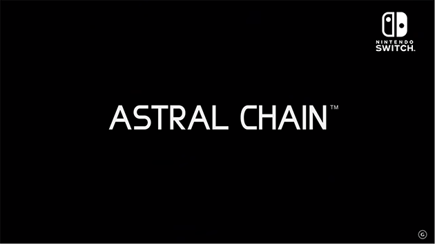 Astral Chain Trailer