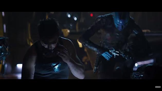 Avengers Endgame Superbowl Trailer