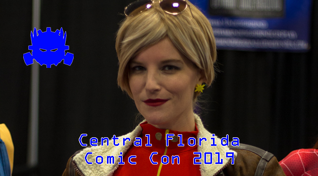 Central Florida Comic Con 2019 Photos