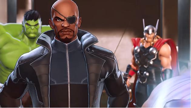 Marvel Ultimate Alliance 3 Trailer