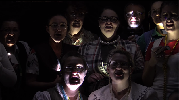 Shoalhaven Library Staff - Librarian Rhapsody