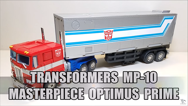 That's Just Prime: MP10 Masterpiece Optimus Prime