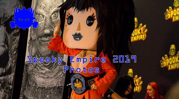Spooky Empire 2019 Photos