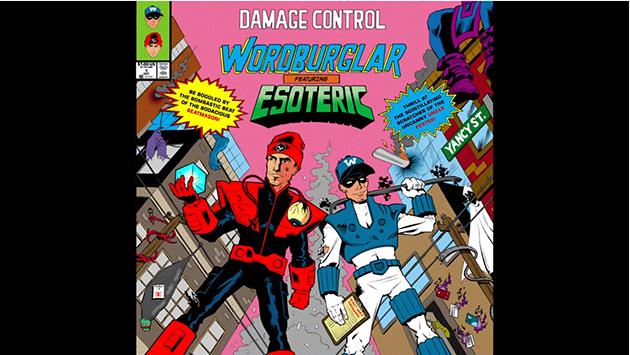 Wordburglar - Damage Control