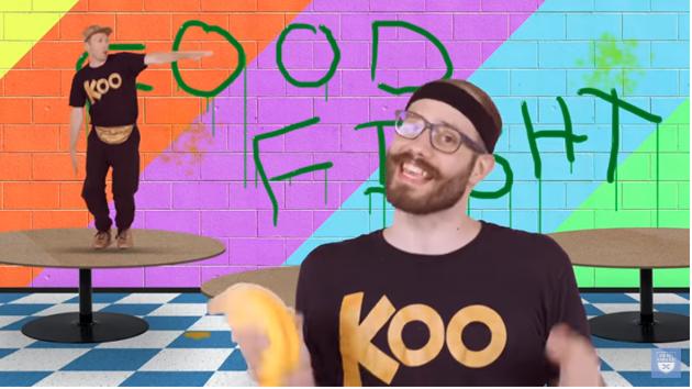 Koo Koo Kanga Roo - Food Fight
