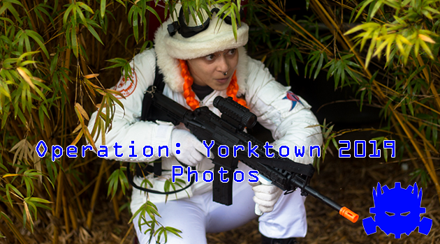 Operation: Yorktown Photos