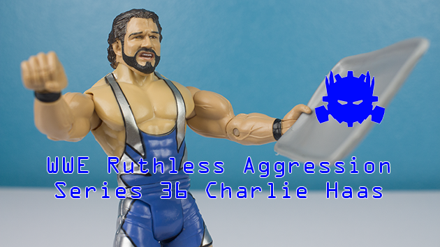 WWE Ruthless Aggression Series 36 Charlie Haas Toy Review