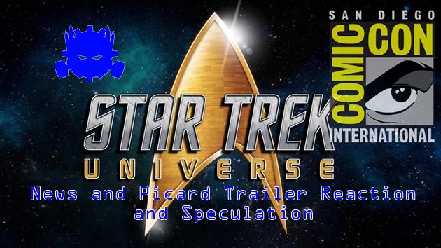 SDCC Star Trek Reactions