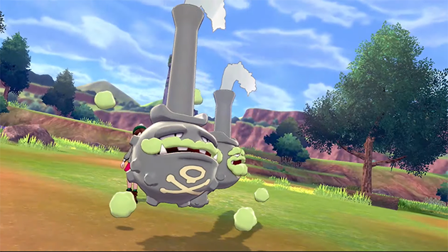 New Galar Form Pokemon and New Rivals Highlight New Pokemon Sword and Shield Trailer