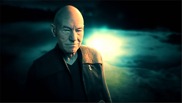 Star Trek: Picard NYCC Trailer