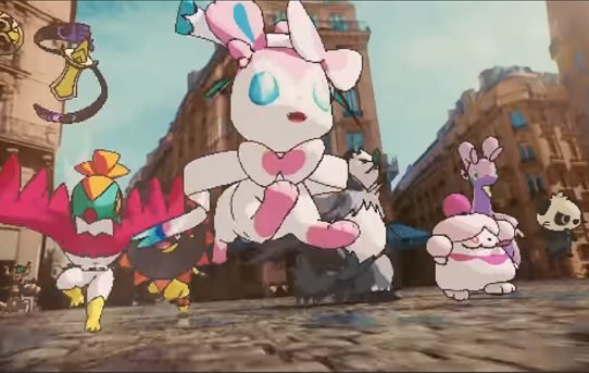 New Pokemon Sword and Shield Trailer