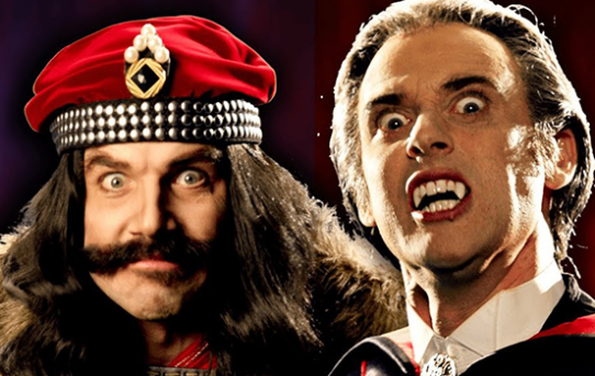 Vlad the Impaler vs Count Dracula - Epic Rap Battles of History