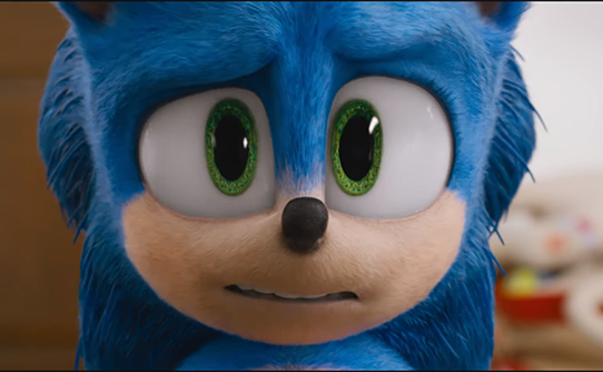 New Sonic Trailer Features Revised Sonic Design