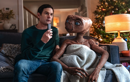 ET and Elliott Reunite in Xfinity Commercial