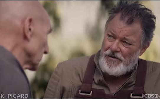 New Star Trek Picard Trailer