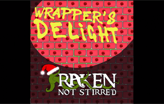 Kraken Not Stirred - Wrappers Delight