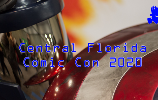 Central Florida Comic Con 2020 Photos