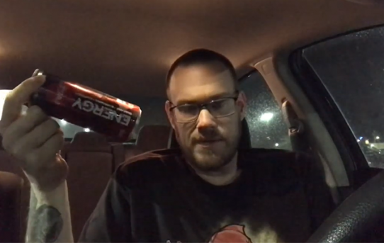 Randy Tries Coca-Cola Zero Sugar Energy
