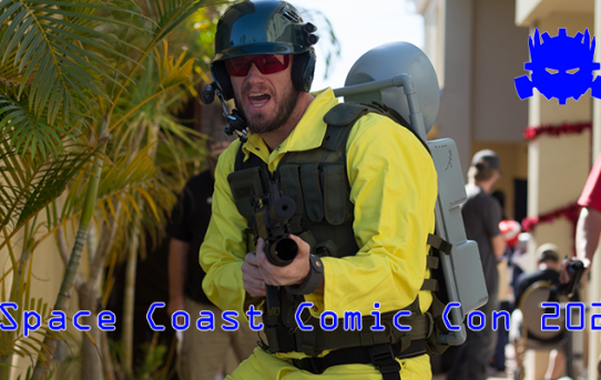 Space Coast Comic Con 2020 Photos